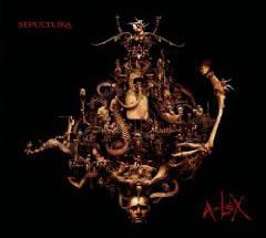 Sepultura A-Lex Cover